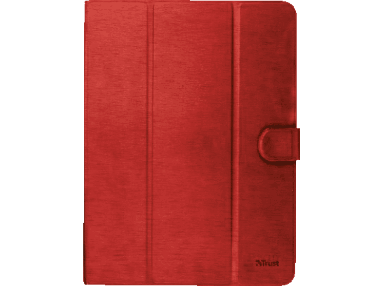 TRUST AEXXO Universal Folio Case For 10.1 Tablets Red - (21206)
