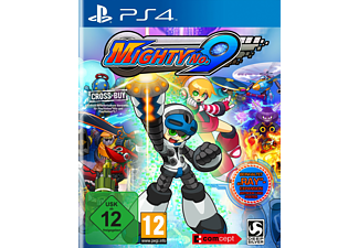 mighty no 9 ray edition ps4 spiele online kaufen bei. Black Bedroom Furniture Sets. Home Design Ideas