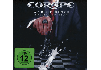 Europe - War Of Kings (Special Edition) - (CD + DVD Video)