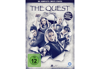 The Quest - Die Serie - Staffel 2 [DVD]