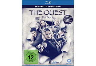 The Quest - Die Serie - Staffel 2 [Blu-ray]