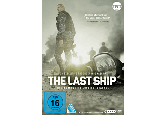 The Last Ship - Staffel 2 - (DVD)