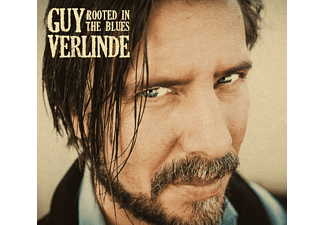 Guy Verlinde - Rooted In The Blues - (CD)