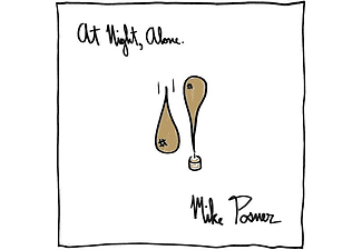 Mike Posner - At Night, Alone (CD)