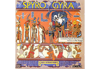 Spyro Gyra - Stories Without Words (CD)