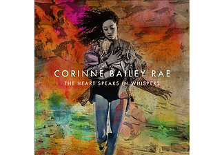 Corinne Bailey Rae - The Heart Speaks in Whispers (CD)