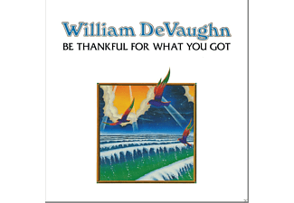 William Devaughn - Be Thankful For What You Got (Expanded Edition) - (CD)