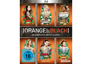 Orange is the New Black - Staffel 3 - (Blu-ray)