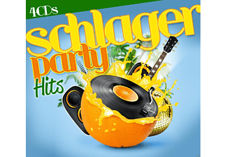 VARIOUS - Schlagerparty Hits - (CD)
