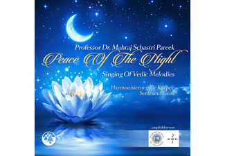 Professor Dr. Mahraj Schastri Pareek - Peace Of The Night - (CD)