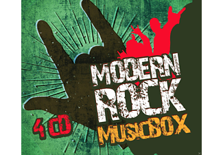 VARIOUS - Modern Rock Music Box - (CD)