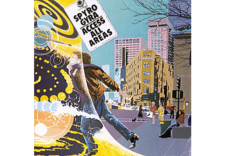 Spyro Gyra - Access All Areas (CD)