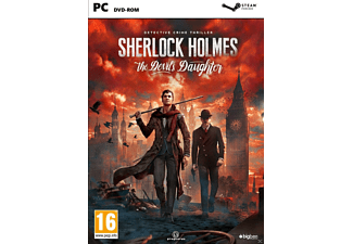 Sherlock Holmes: The Devil's Daughter PC
