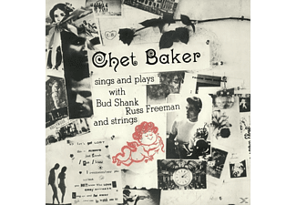 Chet Baker - Sings and Plays (Vinyl LP (nagylemez))