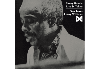 Barry Harris - Live In Tokyo - (CD)
