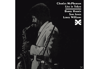 Charles McPherson - Live In Tokyo - (CD)
