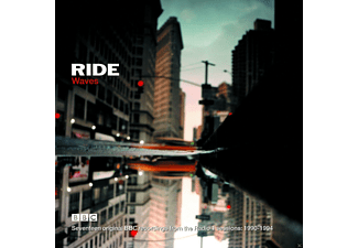 Ride - Waves [BBC Sessions 1991-1994] - (CD)