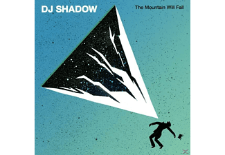 DJ Shadow - The Mountain Will Fall (2LP/Gatefold+MP3) [LP + Download]