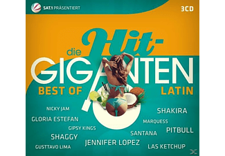 VARIOUS - Die Hit Giganten Best Of Latin - (CD)