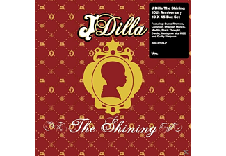 J Dilla - The Shining (10x7Inch Collection) - (Vinyl)