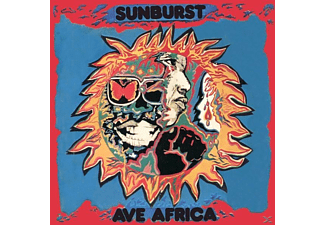 Sunburst - Ave Africa 1973-1976 [LP + Bonus-CD]