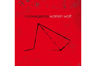 Warren Wolf - Convergence - (CD)