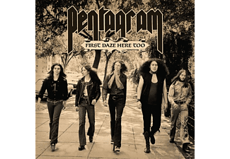 Pentagram - First Daze Here Too (2CD Reissue) [CD]