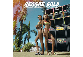 VARIOUS - Reggae Gold 2016 (2CD Edition) - (CD)