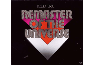 Todd Terje - Remaster Of The Universe - (CD)