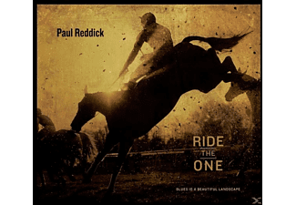 Paul Reddick - Ride The One - (CD)