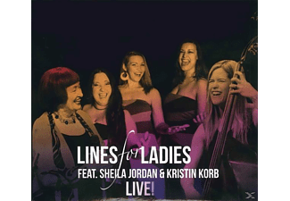 Lines For Ladies Feat.Sheila Jordan & Kristin Korb - Live! - (5 Zoll Single CD (2-Track))