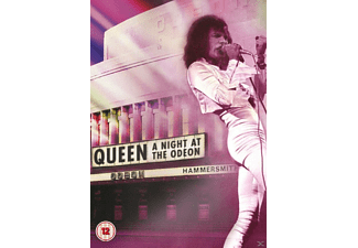 Queen - A Night At The Odeon – Hammersmith 1975 - (DVD)
