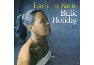 Billie Holiday - Lady in Satin (CD)