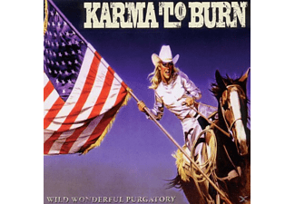 Karma To Burn - Wild Wonderful Purgatory [CD]