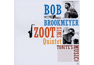 Brookmeyer,Bon/Sims,Zoot - Tonite's Music Today/Whooeeee - (CD)