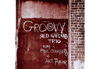 Red Garl - Groovy - (CD)