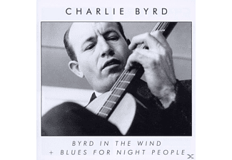 Charlie Byrd - Byrd In The Wind/Blues For Night - (CD)