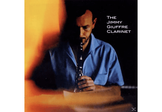 Jimmy Giuffre - The Jimmy Giuffre Clarinet - (CD)