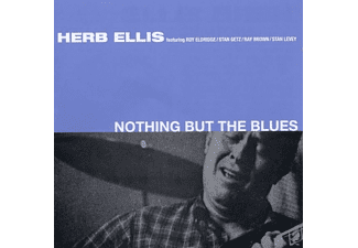 Herb Ellis - Nothing But The Blues - (CD)