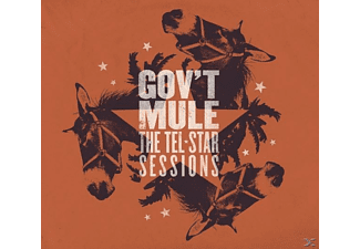 Gov't Mule - The Tel-Star Sessions (2LP 180 Gr.Gatefold) - (Vinyl)