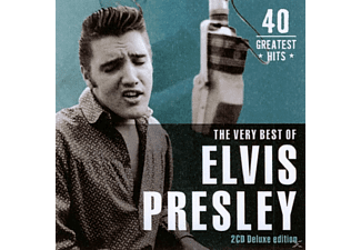 Elvis Presley - Best Of/40 Greatest Hits, Very - (CD)