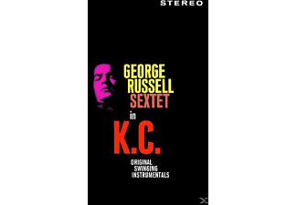 George Russell Sextet - Orginal Swinging Instrumentals (CD)