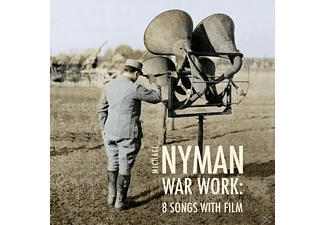 Michael Nyman, Hilary Summers - F 8 Songs With Film [CD]
