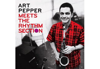 Art Pepper - Meets the Rhythm Section (CD)