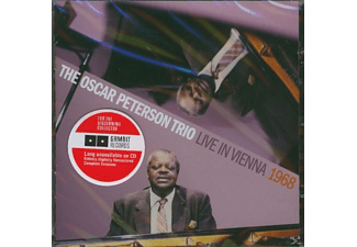 Oscar Peterson Trio - Live in Vienna 1968 (CD)