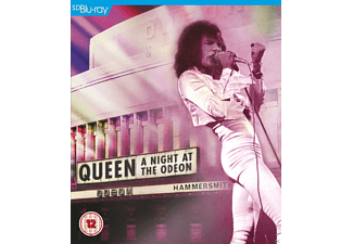 Queen - A Night at the Odeon - Hammersmith 1975 (Blu-ray)