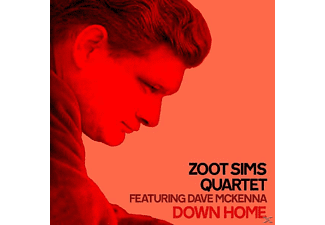 Zoot Sims - Down Home (CD)
