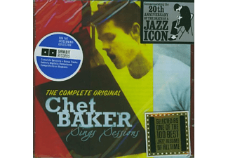Chet Baker - Sings Sessions (CD)