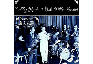 Bobby Hackett, Bob Wilber Sextet - Complete Live at the Voyager Room 1956/58 (CD)