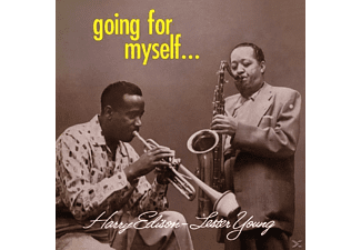 "Lester Young, Harry ""Sweets"" Edison - Going for Myself (CD)"